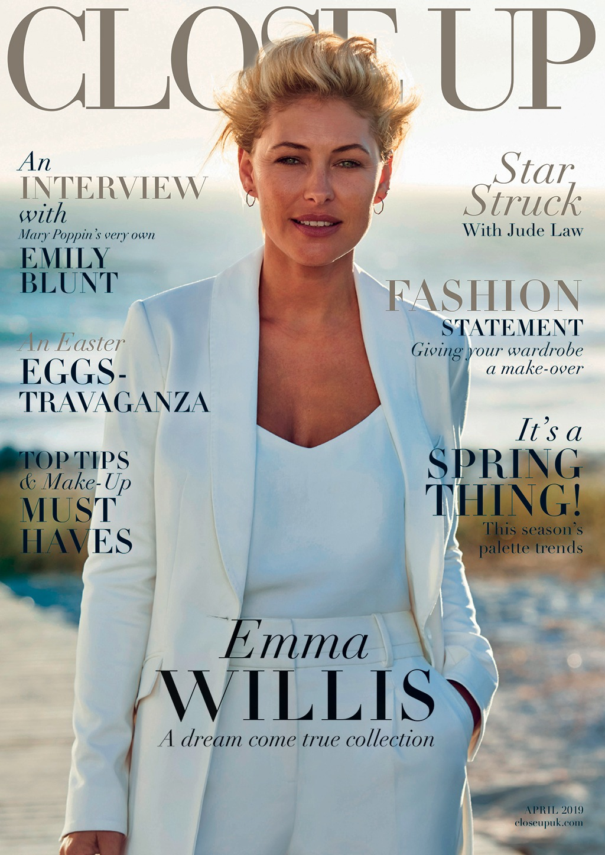 Magazine Cover Distribution